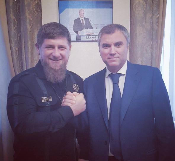 Кадыров встретился с володиным и подвёл итоги выборов в ГД РФ.jpg